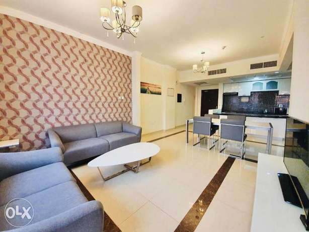 Limited offer! 2 bedroom apartment with balcony+ all inclusive + ewa