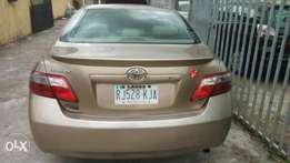 Just like tokunbo Toyota Camry 2008 model bought brand new frn Elisade