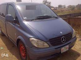 'Rugged and Roomy' Mercedes Benz Vito Bus up for grabs!