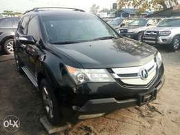 Very sharp foreign used 2009 Acura MDX. Tincan cleared