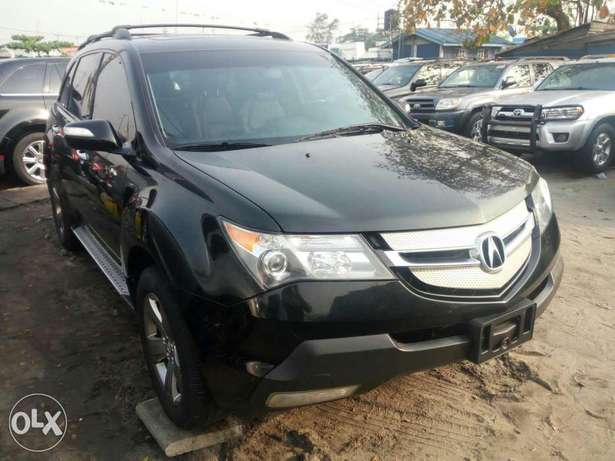 Very sharp foreign used 2009 Acura MDX. Tincan cleared Apapa - image 1
