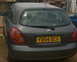 Foreign used Nissan Almera (2004)