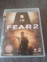 PS3 Games - Fear 2