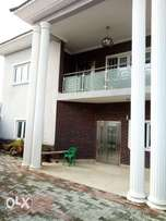 For Rent In Ajah New 5Bedroom Duplex With A.C In Amen Estate Ado Road