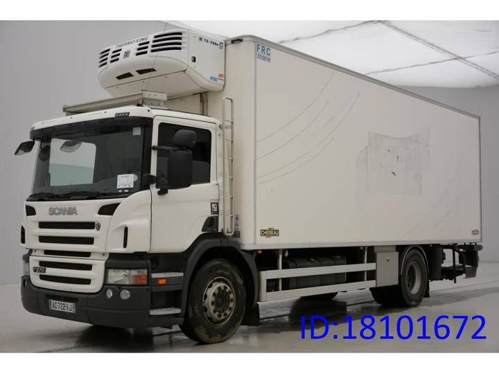 Scania P270 - 2009