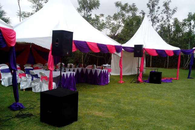 all types of tents,tables,chairs and decoration Westlands - image 2