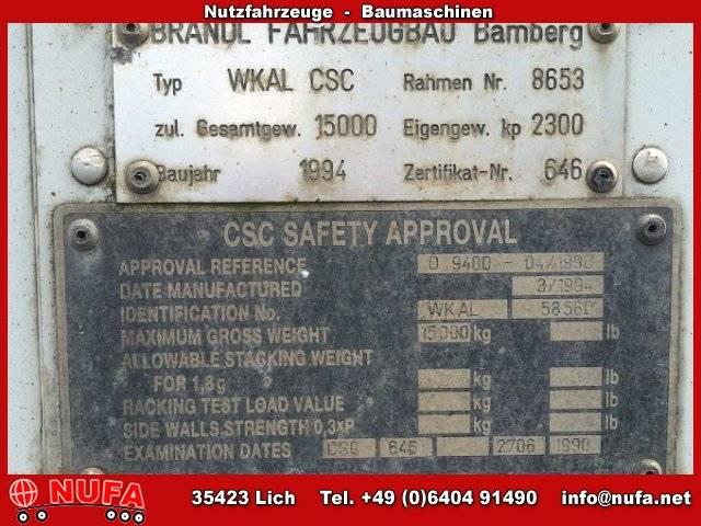 WKAL CSC Koffer - 1994