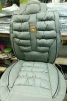 Sporty grey vvip seat covers