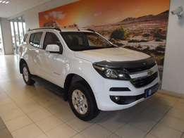 2017 Chevrolet Trailblazer 2.5 LT 4x2 A/T