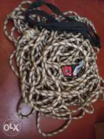 Climbing/ camping / rescue /hiking rope and locking device