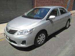 2013 Toyota Corolla 1.3 Professional - R 137 995 (Finance Available)
