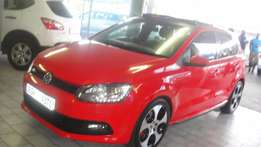 Pre owned 2014 Polo GTI 1.4 DSG Comfort line automatic Great buy fi