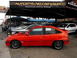 Autostyling Car Sales-East London-Opel Kadett GSi 16V Superboss-Wow!!