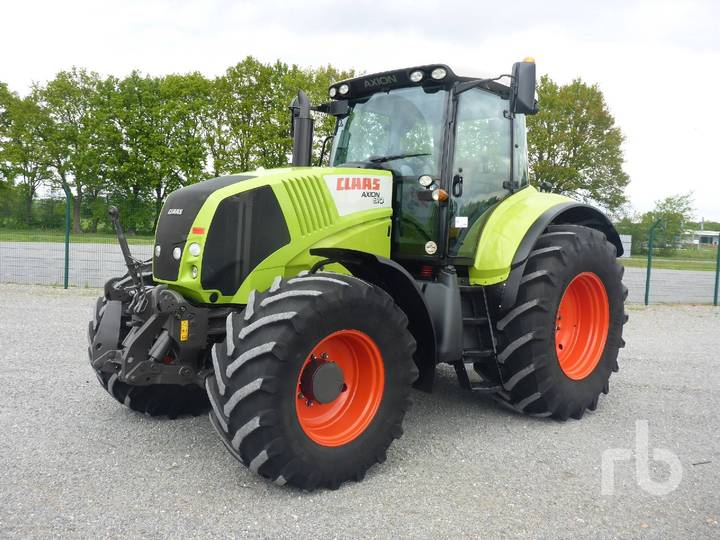 Claas AXION 810CIS - 2010