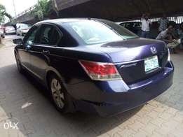 super clean honda accord 2008 model