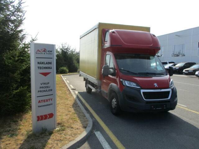 Peugeot Boxer 3,0 130kW, FULL SERVIS 1x Liege. Webasto - 2016