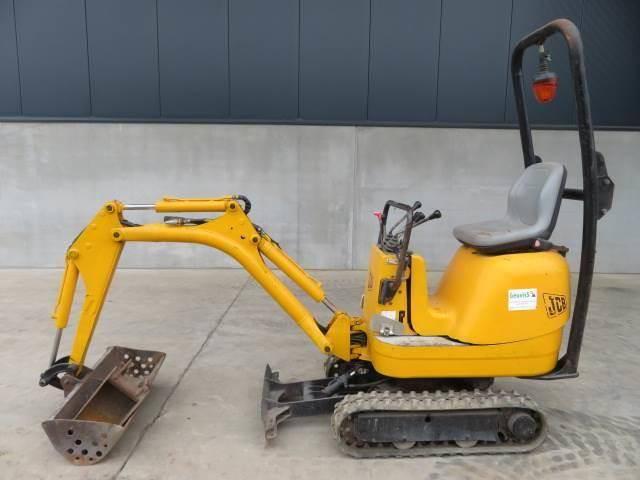 JCB 8008 - 2007