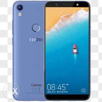 Brand New Tecno CM ,2Gb Ram,16Gb Internal, 13MPCamera In shop & sealed