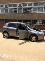 M selling my fiat punto still in good condition and very light on fuel