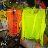 Cycling luminus jackets large,small,medium all available