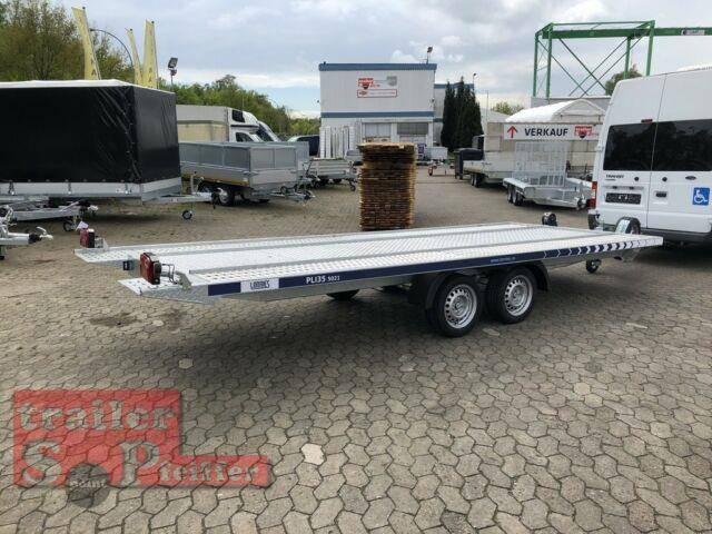 Lorries PLI35 5021 Winde Reserverad Kipper !!! - image 8