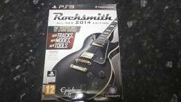 PS3 Rocksmith 2014 + Original true tone cable in Spotless condition!