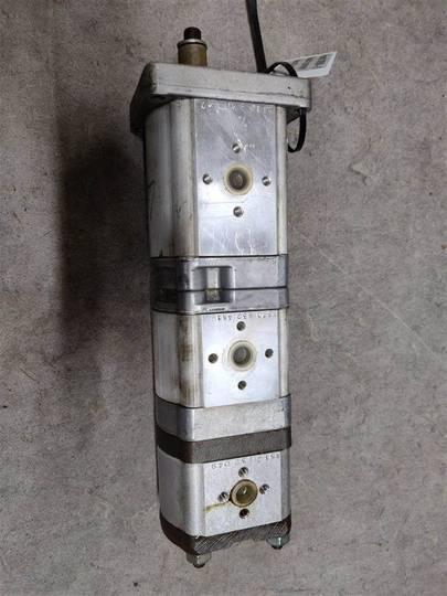 Bosch Hydraulik Pumpe
