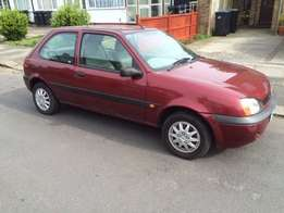 Ford fiesta 1.3 LX for sale full service history