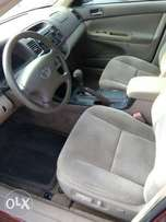 Toyota Camry 2.4 for sale.