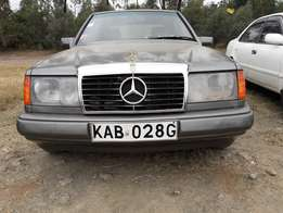 Classic Mercedes Benz E230 on sale