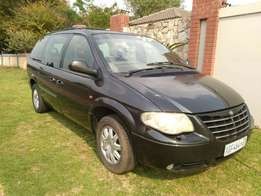 Call Haroon on 2004 Chrysler Grand voyager 3.3 Se Auto