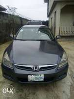 Very well maintained 2007/08 Honda Accord
