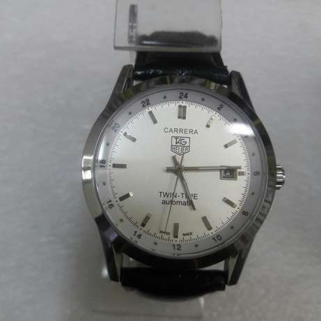 Tag Heuer and Longines Automatic leather watches Nairobi CBD - image 5