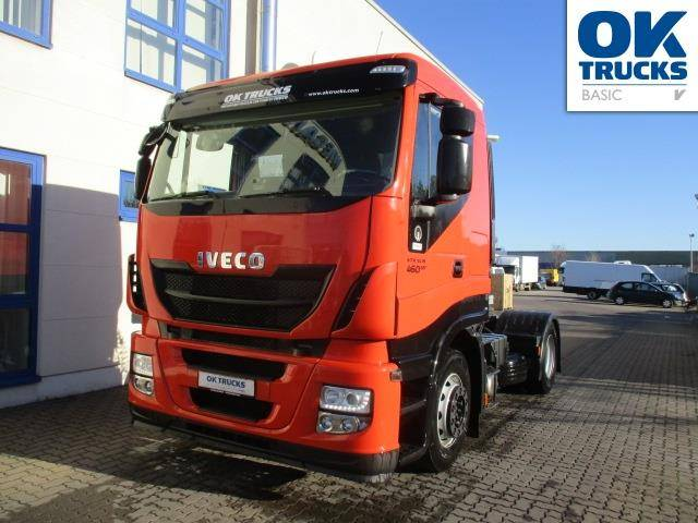 Iveco AS440S46T/P Intarder Klima ZV - 2013
