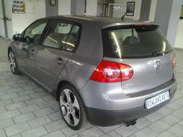 2009 Golf5 2.0 GTi for sell R125000