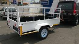 Tailor made trailers to your needs SABS approved specs