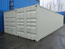 Double 12 Meter container Available For Storage