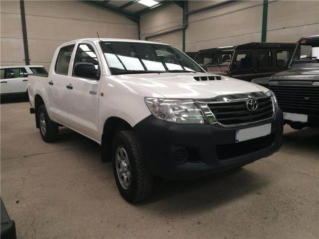 Toyota Hilux 2.5d-4d Cabina Doble Gx 4x4 - 2013