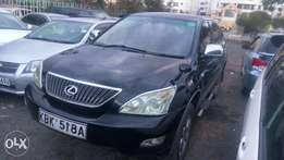 Toyota Harrier superbly maintained