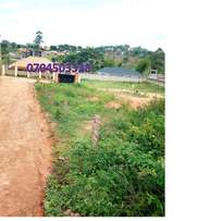 12 Piece of land in kisasi kyanja near main road at only 50m ugx