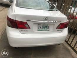 cheap neat nigeria used Lexus Es350