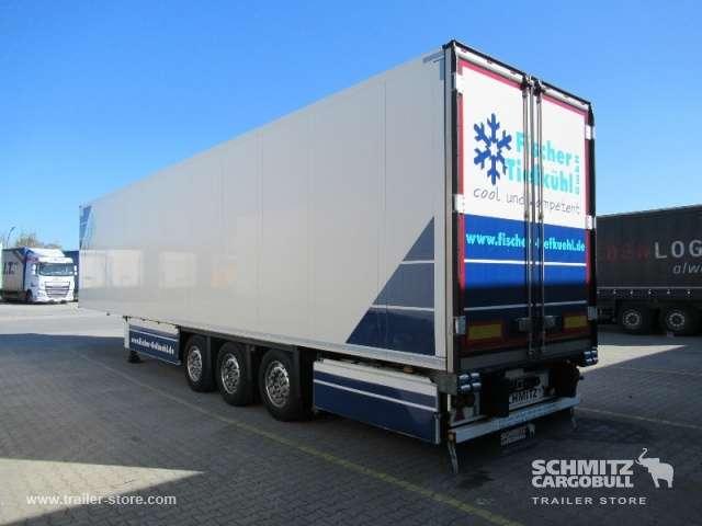 Schmitz Cargobull Tiefkühler Multitemp Doppelstock Trennwand - 2013 - image 2