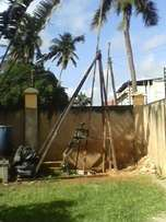 Borehole drilling & installations services.