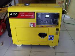 Electric Generator for powering your Home