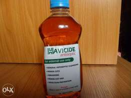Protect your family against germs and infections with Havicide