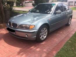 2002 Bmw 320i in excellent condition