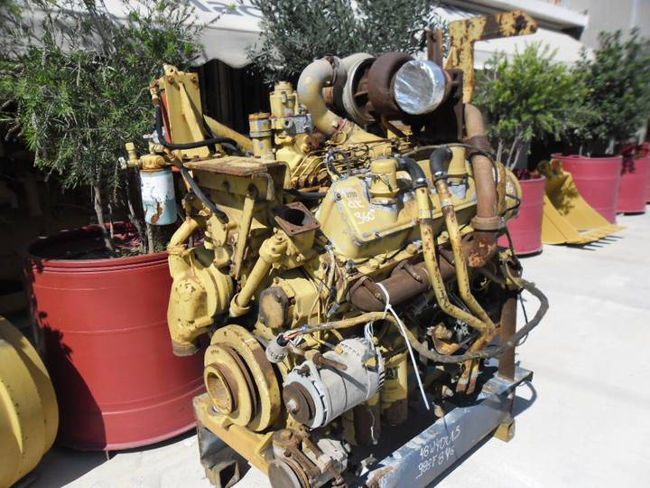 Caterpillar 988F 3408 48W engine for wheel loader