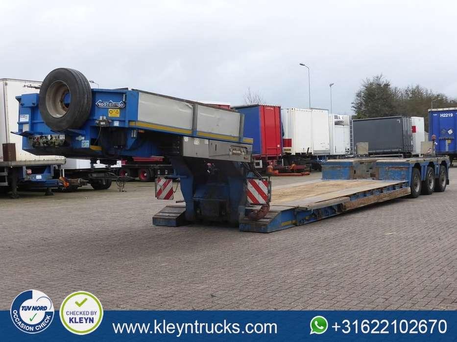 Nooteboom EURO PENDEL X AXLE gvw 94 ton - 2010