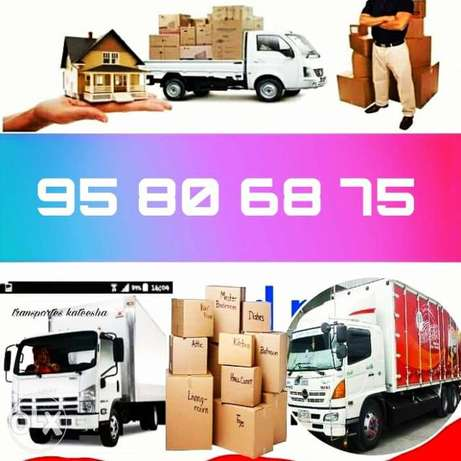 Transport & Movers Muscat OMAN