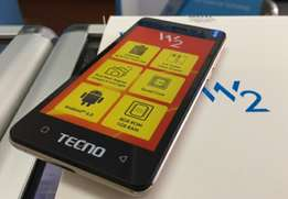 Brand New Tecno W2 at 6,400/= 1 Year Warranty - Visit Our Shop